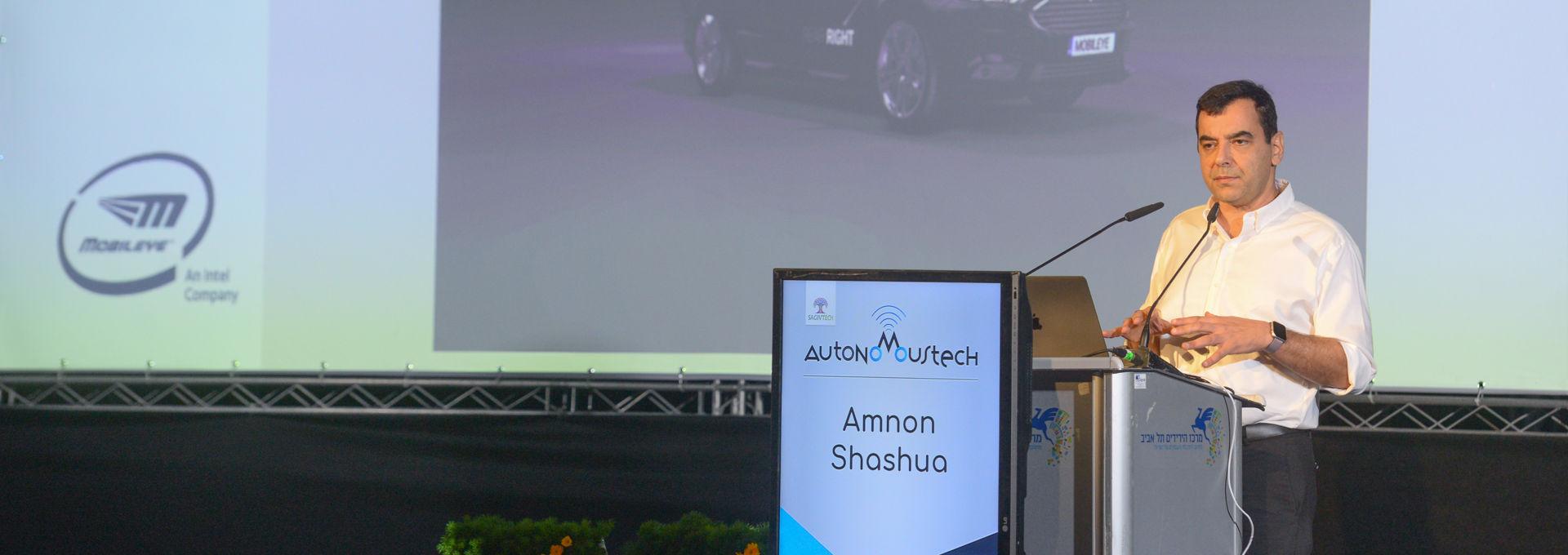Project Page - AutonomouTech